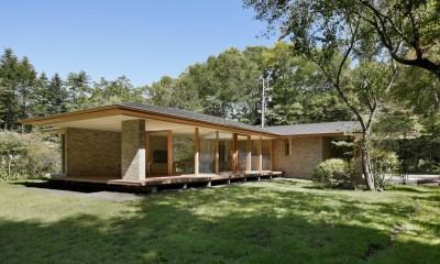 058軽井沢Hさんの家