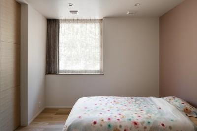 寝室 (058軽井沢Hさんの家)