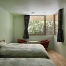 058軽井沢Hさんの家の写真 寝室