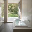 058軽井沢Hさんの家の写真 浴室