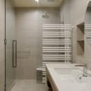 058軽井沢Hさんの家の写真 シャワールーム