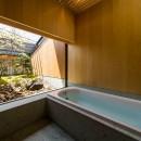 奈良の住宅の写真 浴室