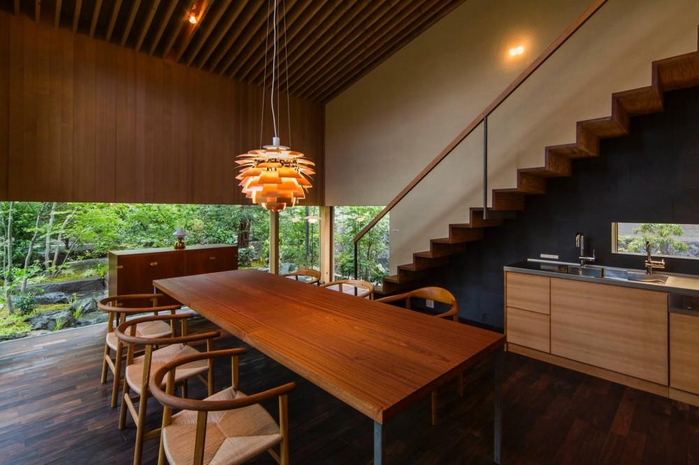 奈良の住宅 (ダイニング)