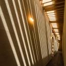 奈良の住宅の写真 廊下