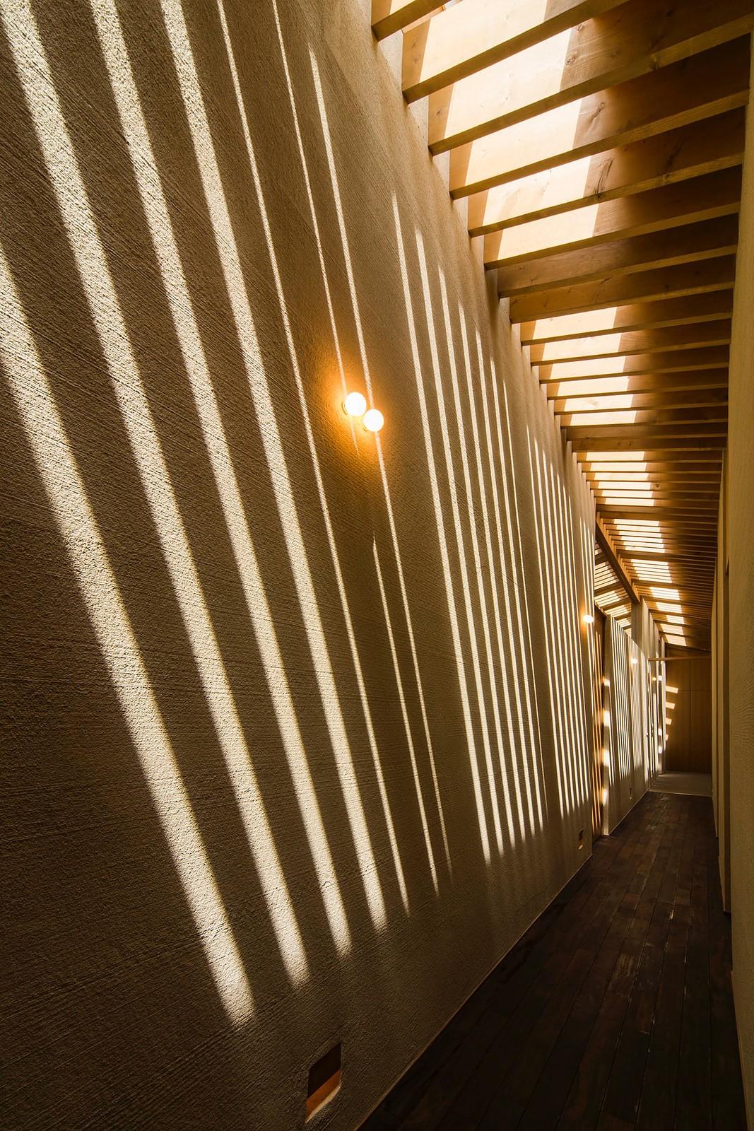 その他事例:廊下(奈良の住宅)