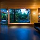 奈良の住宅の写真 リビング