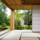 奈良の住宅の写真 和室