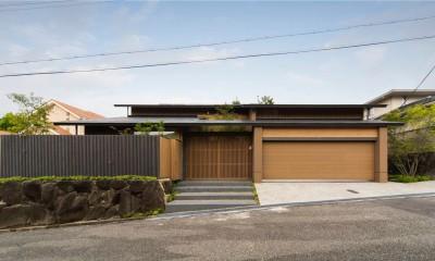 奈良の住宅 (外観)