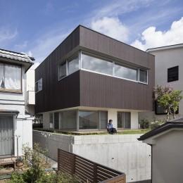 岡本の住宅 (外観)