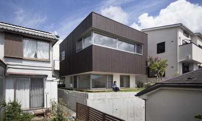 岡本の住宅
