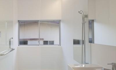 岡本の住宅 (浴室)