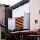 鉄と杉/Kaさんの家