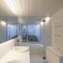 奥沢の住宅の写真 洗面脱衣室,浴室