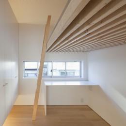奥沢の住宅 (個室)