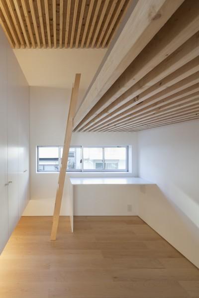 個室 (奥沢の住宅)