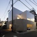 奥沢の住宅の写真 外観(夜景)