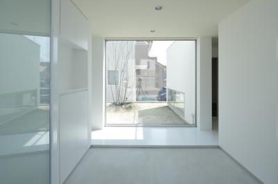 玄関 (仙台の住宅)