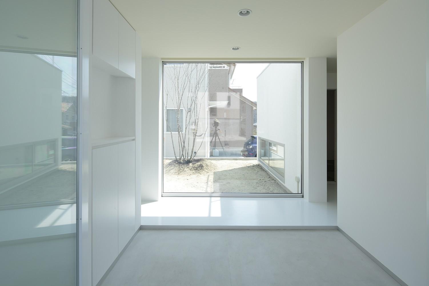 玄関事例:玄関(仙台の住宅)