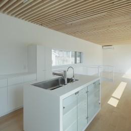 仙台の住宅 (LDKスペース)