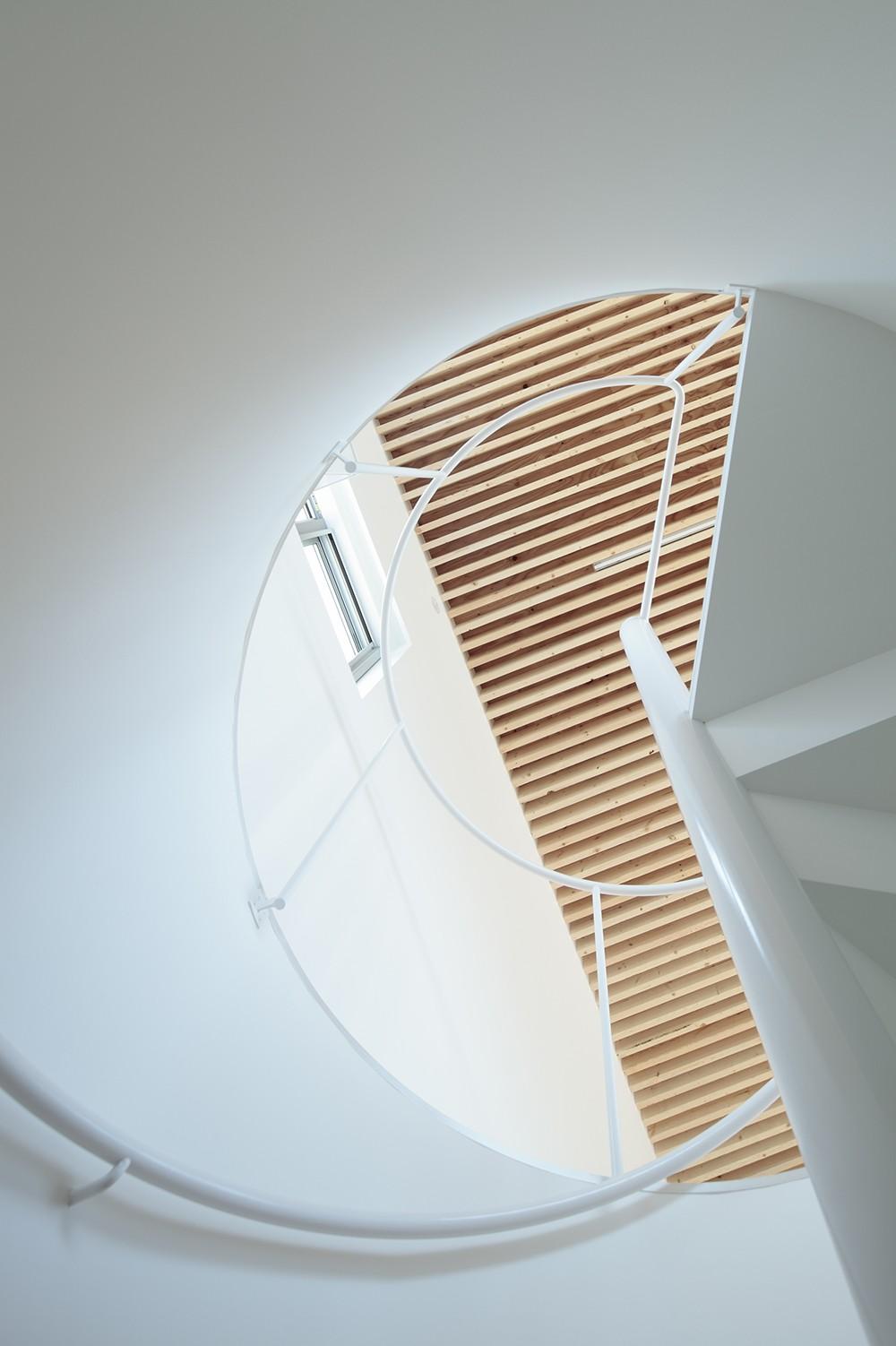 仙台の住宅 (階段)