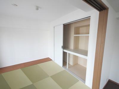 和室 (既存の間取りで心地よい住まいに)