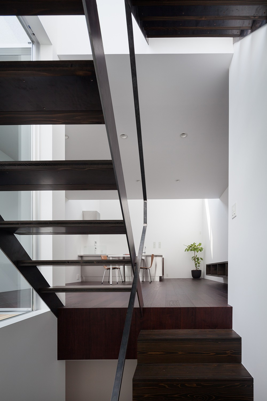 南烏山の住宅 (2階LDKスペース)