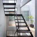 南烏山の住宅の写真 階段