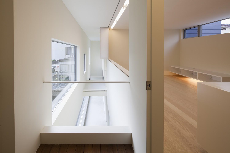 アウトドア事例:2階インナーテラス(川口の住宅)