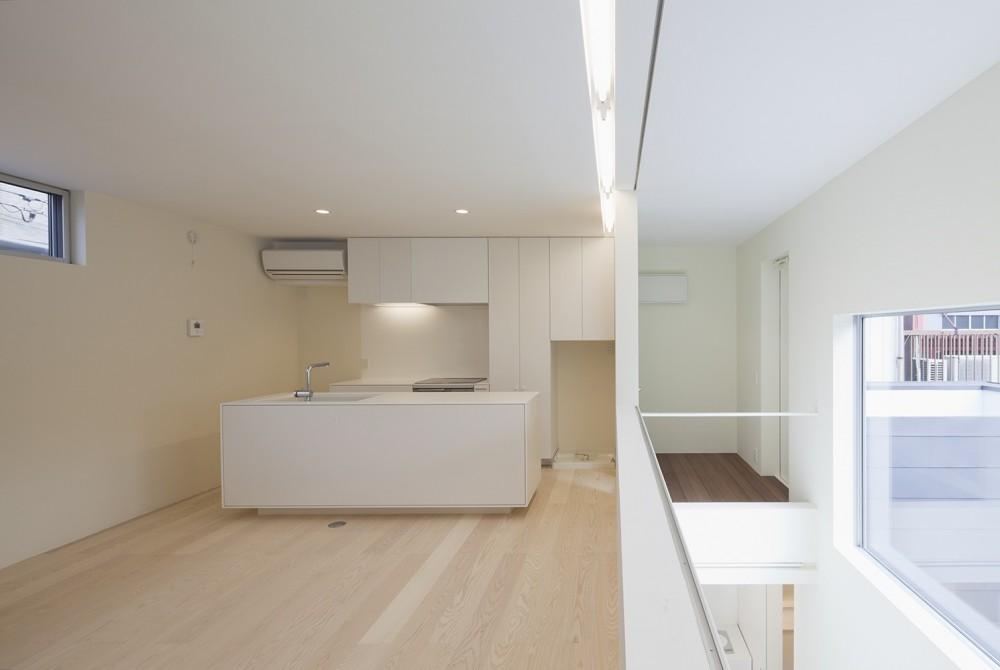 川口の住宅 (LDKスペース)