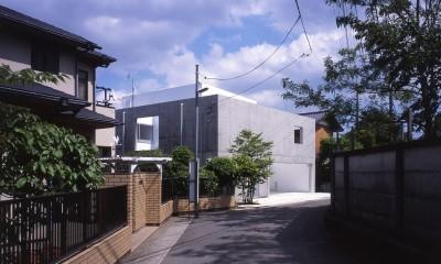 市川の住宅