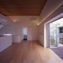 市川の住宅の写真 2階LDKスペース