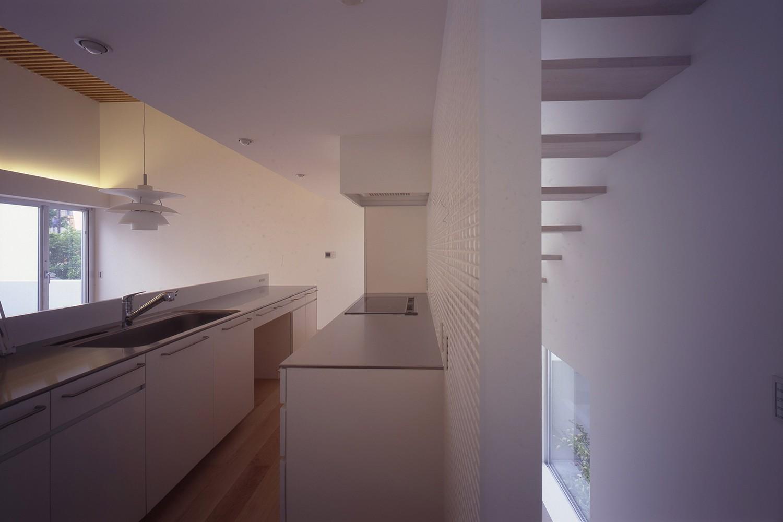 キッチン事例:キッチン(市川の住宅)