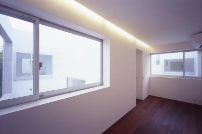個室 (市川の住宅)