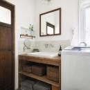 simple&antiqueの写真 洗面