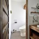 simple&antiqueの写真 トイレ