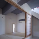 回遊性へのリノベーションの写真 和室