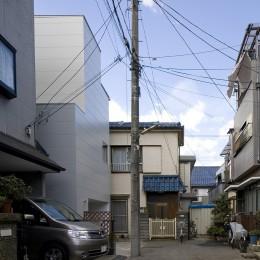 南加瀬の住宅 (外観)
