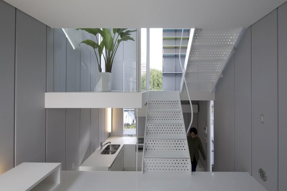 納谷建築設計事務所「恵比寿の住宅」