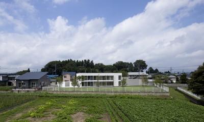 鷹ノ巣の2世帯住宅