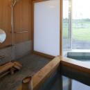 鷹ノ巣の2世帯住宅の写真 1階浴室