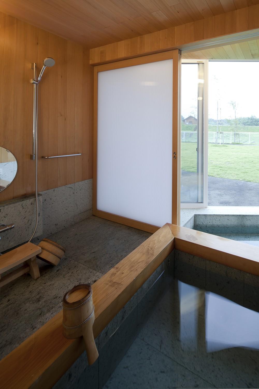 バス/トイレ事例:1階浴室(鷹ノ巣の2世帯住宅)
