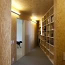 鷹ノ巣の2世帯住宅の写真 2階収納スペース