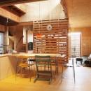 両親が建てた家をリノベして住み継ぐ|Sumire houseの写真 ダイニングスペース