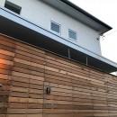 両親が建てた家をリノベして住み継ぐ|Sumire houseの写真 道路側外観