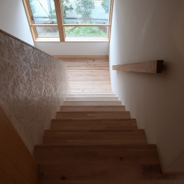 階段 (舞岡の家)