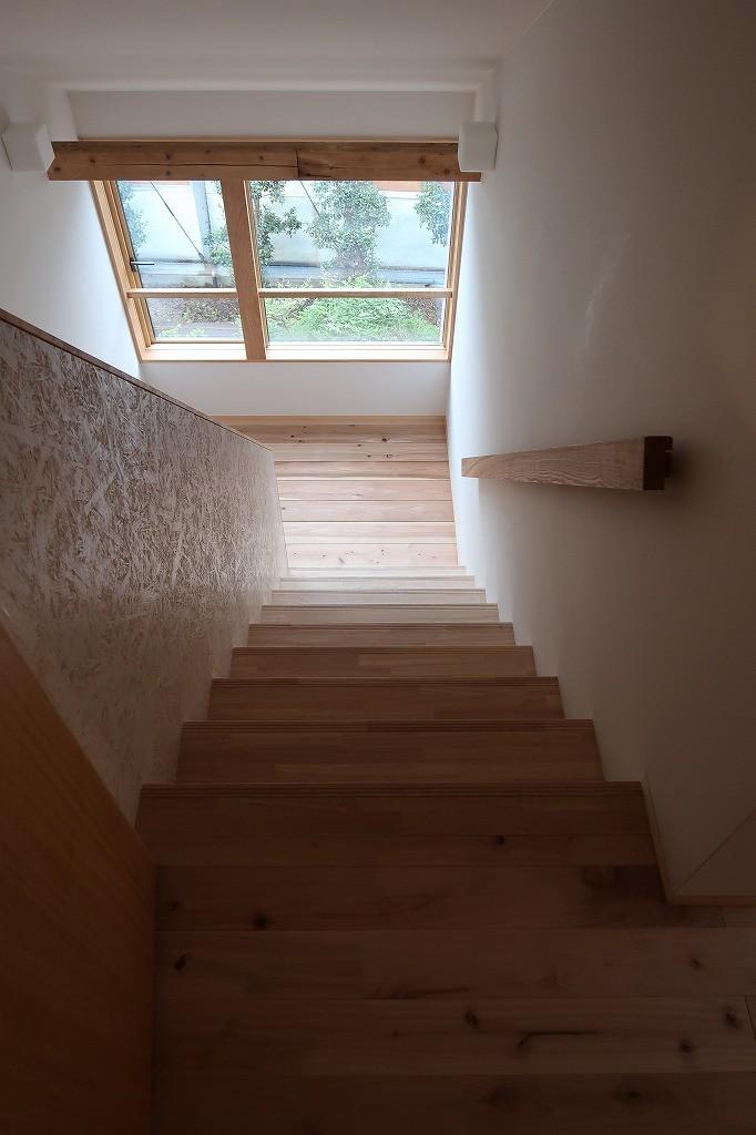舞岡の家 (階段)