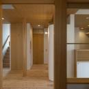 舞岡の家の写真 ホール