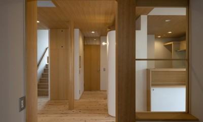 舞岡の家 (ホール)