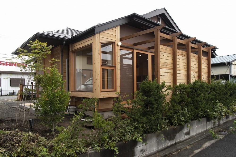 舞岡の家 (外観)