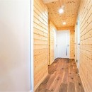 Mökki ~フィンランドの山小屋風に~の写真 廊下